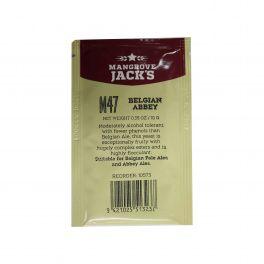 Mangrove Jack's Craft Series Yeast - Belgian Abbey M47