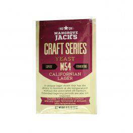 Mangrove Jack's Craft Series Yeast - Californian Lager M54