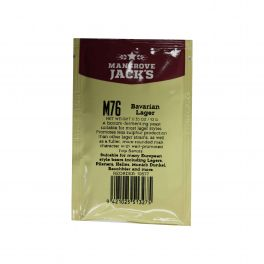 Mangrove Jack's Craft Series Yeast - Bavarian Lager M76