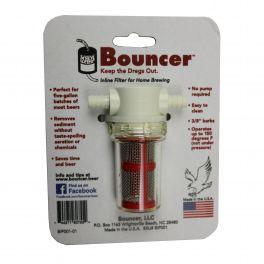 Bouncer In Line Beer Filter