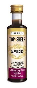 still spirits cream liqueurs cappuccino