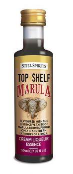 still spirits cream liqueurs marula cream