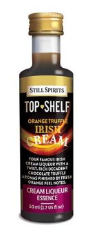 still spirits cream liqueurs orange truffle irish cream
