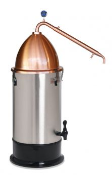T500-Boiler-Alembic-Copper-Dome-and-Alembic-Copper-Condensor