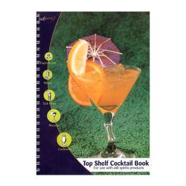 Top Shelf Cocktail book