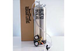 Home Brew Single Keg System w/ Cornelius (Corny) Ball Lock Keg