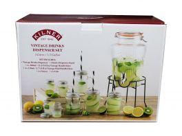 kilner-vintage-drinks-dispenser-set
