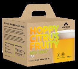 Muntons Flagship HOPPY CITRUS FRUITY WEST COAST IPA