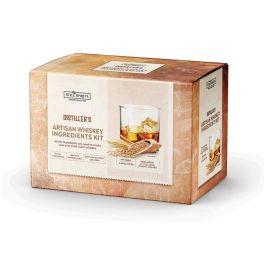 SS Distillers Series Artisan Whiskey Ingredient Kit