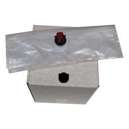 5 Litre Wine Box/Polypin (Soft Pplastic)