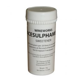 Acesulphame K Sweetener 70g