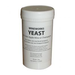 Cider Yeast 70g