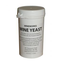 Wine Yeast 50g