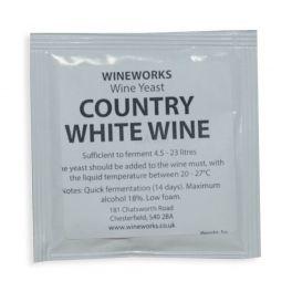 Yeast 5g Sachet - Country White