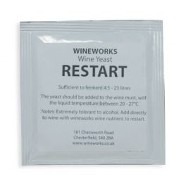 Wineworks Restart Yeast 5g Sachet