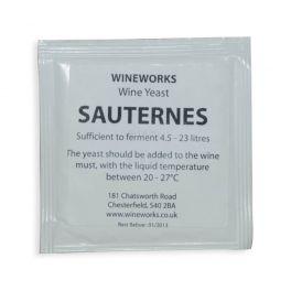 Wineworks Sauturnes Yeast 5g Sachet