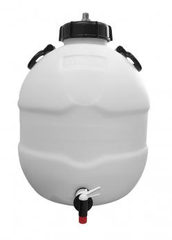 King Keg Barrel - Bottom Tap (5 Gallon / 23 Litre)
