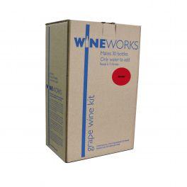 Wineworks Premium Merlot Red Wine Kit