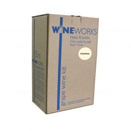Wineworks Premium Chardonnay White Wine Kit