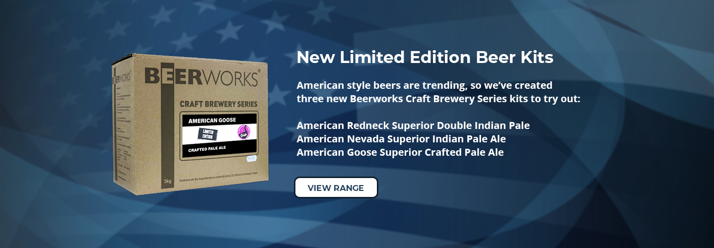 New limited Edition Beers