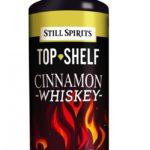 TOP SHELF LIQUEUR - CINNAMON WHISKEY
